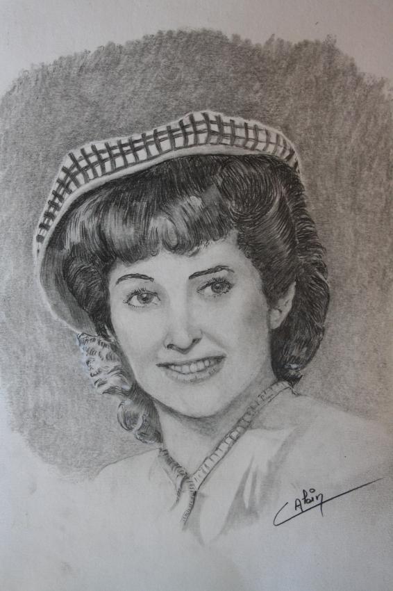 Martine Carol por lharmonica1